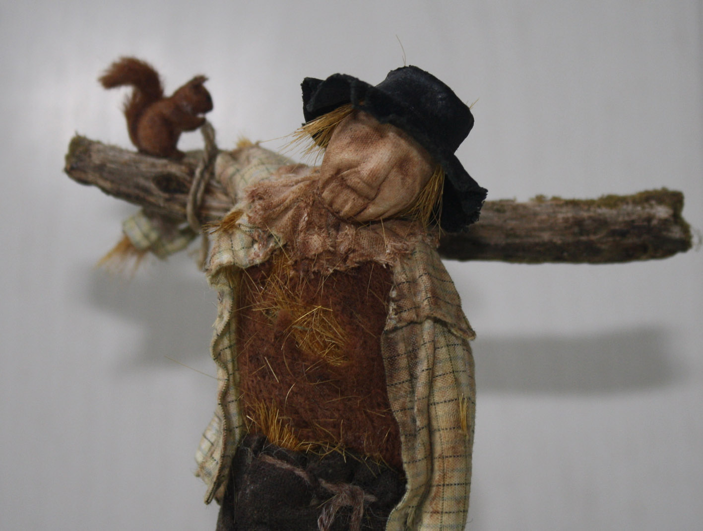Miniature doll Scarecrow 3
