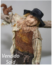 Character Doll Scarecrow