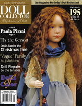 Contemporary doll collector - January 2008