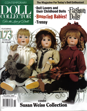 Contemporary Doll Collector